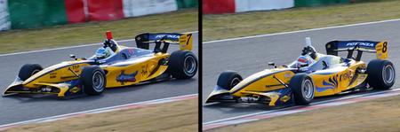 Kygnus Sunoco Le Mans Team