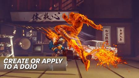 Street Fighter V presenta el modo Dojo, un sistema de clanes que añade un escenario gratuito y  personalizable