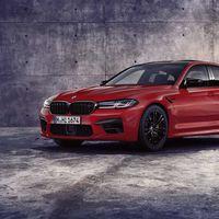Ya está aquí el BMW M5 2021: diseño renovado, más tecnología, un chasis recalibrado y hasta 625 CV de excitante berlina