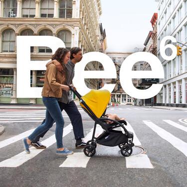 Bugaboo Bee 6: nuevo modelo 2020 del cochecito urbano más icónico