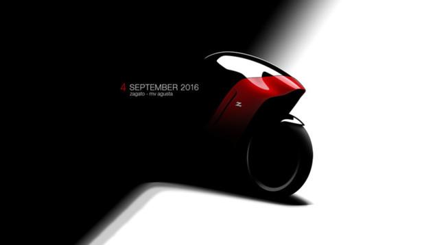 Mv Agusta And Zagato Moto