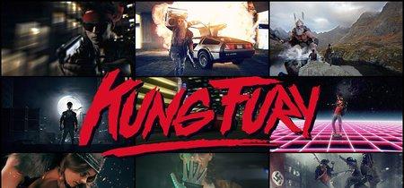 Michael Fassbender protagonizará la película de 'Kung Fury', el genial corto que rinde homenaje a los 80