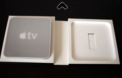 Apple TV, fotos y datos