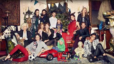 H&M presenta su campaña para la navidad 2013 ¿Preparados?