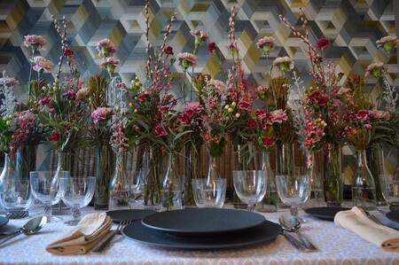 Inspiración para poner una mesa bonita
