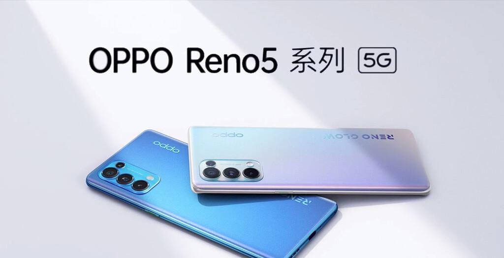 OPPO Reno5 5G, Pro 5G y Pro+ 5G: la gama media más ambiciosa de OPPO se renueva con el soporte a 5G y un