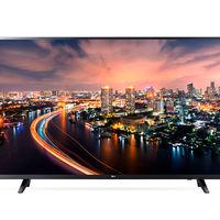 Super Week en eBay: Smart TV LG 55UJ620V de 55 pulgadas, con resolución 4K, por 499,99 euros