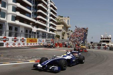 GP de Mónaco 2010: Los arcenes de dos chicanes serán más altos