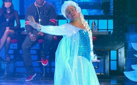 Channing Tatum Se Convierte Elsa Lsb