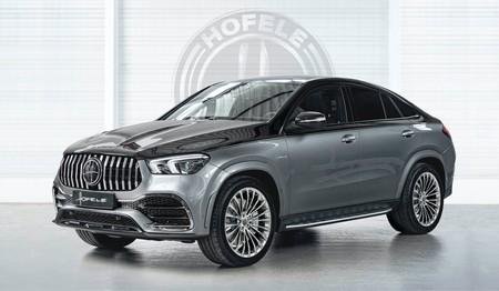 Hofele HGLE Coupé, el vehículo para complacer al multimillonario que llevas dentro
