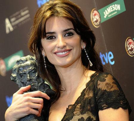 Penélope Cruz asistirá a la gala de los Goya