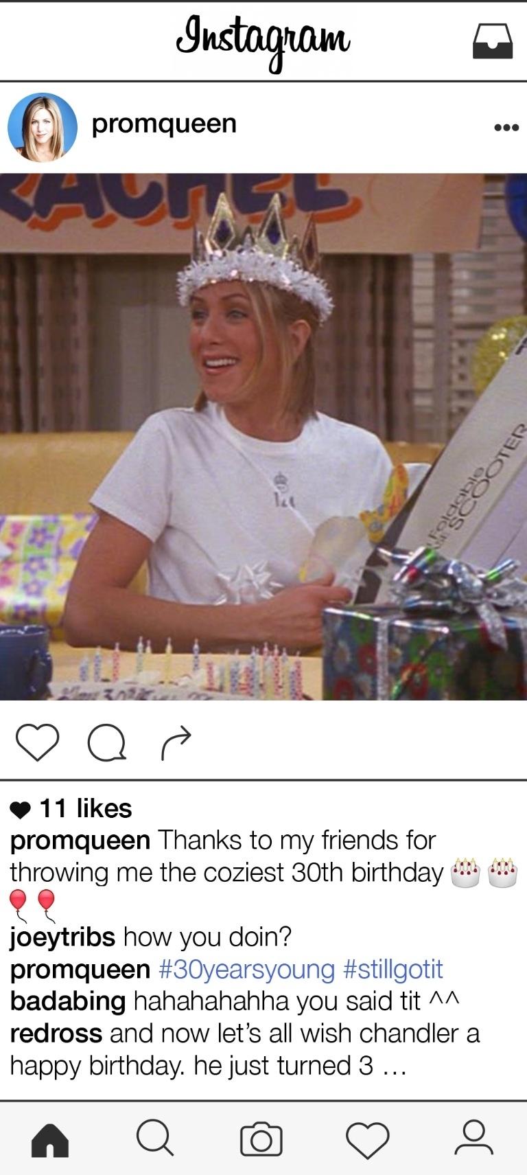 Foto de El Instagram de Rachel (1/10)