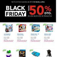 Toys 'r us comienza su Black Friday con descuentos de hasta el 50%