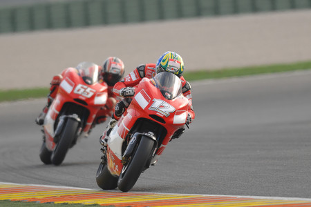 Troy Bayliss Win Valencia Motogp 2006