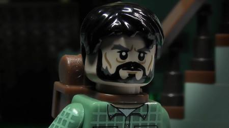 El tráiler de la historia de The Last of Us 2 es recreado de una forma brillante con los personajes de LEGO