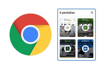 Cómo desactivar la agrupación de pestañas de Google Chrome para Android