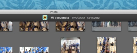 fotos en streaming iphoto apple