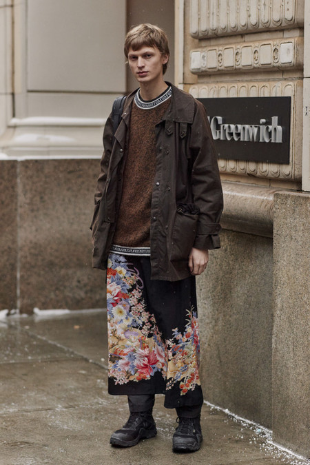 Street Style New York Fashion Week 2019 24