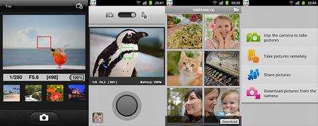 Nikon Wireless Mobile Adapter Utility app
