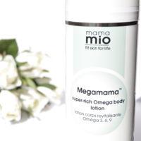 Probamos Megamama, una crema corporal especialmente hecha para embarazadas