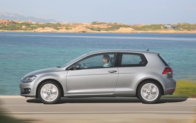 Volkswagen Golf VII Sport tres puertas 07