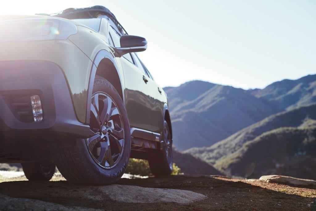 Foto de Subaru Outback se revela en el AutoShow de Nueva York (10/13)