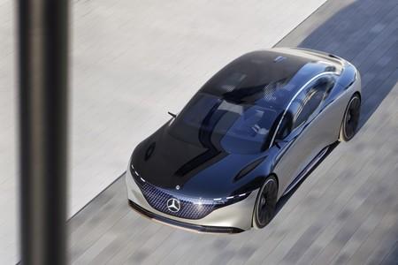 El jefe de Daimler confirma que el Mercedes-Benz EQS tendrá más autonomía que el Tesla Model S: ¡700 km!