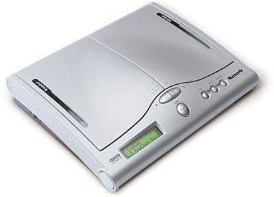 CD2CD, duplicador de CDs sin ordenador
