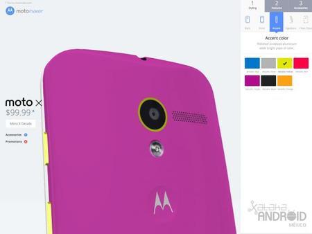 Motorola confirma que MotoMaker llegará a Latinoamérica en 2014