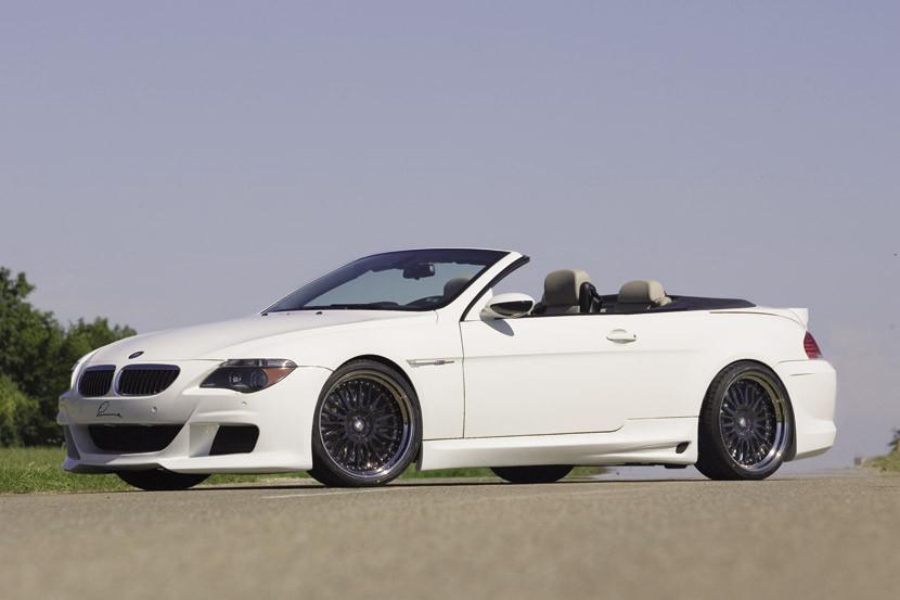 Foto de Lumma CLR 600 S: BMW M6 por Lumma Design (6/15)