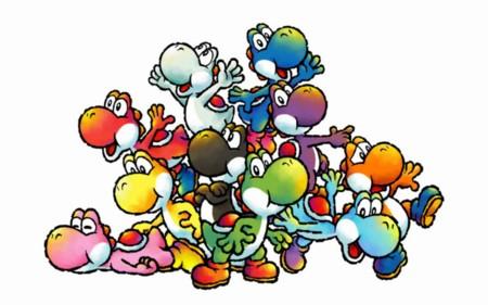 Gaming Yoshi 5