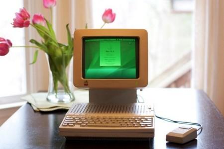 Imagen de la semana: el Mac Mini G4 que se convirtió en un Apple //c