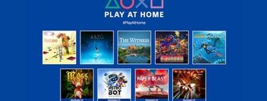PlayStation Play at Home: qué es y cómo obtener los próximos juegos gratis que regala Sony