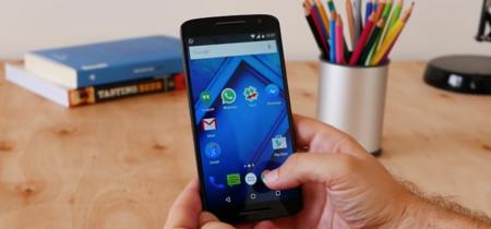 Moto X Play tras un mes de uso: batería y robustez al poder