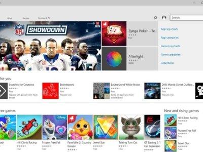 Windows Store pasa por quirófano para mejorar la búsqueda de aplicaciones