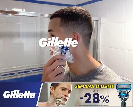 Semana Gillete en Amazon: descuentos de hasta el 30% en maquinillas, repuestos y accesorios de la marca líder en afeitado