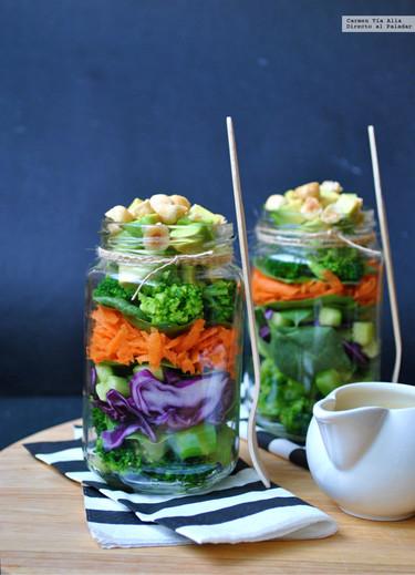 Las ensaladas más ligeras: 27 recetas para cuidarte este verano