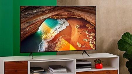 """Consigue esta Smart TV 4K QLED 55"""" de Samsung a un precio brutal: 569,99 euros con envío desde España en eBay"""