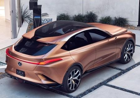 Lexus Lf 1 Limitless Concept 17