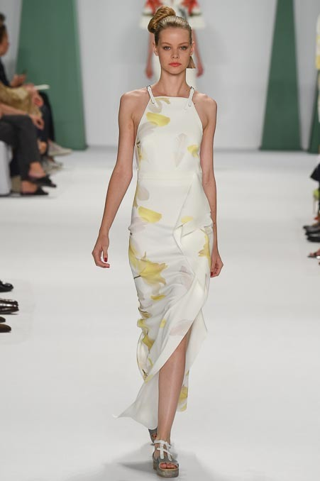 Carolina Herrera New York Primavera-Verano 2015