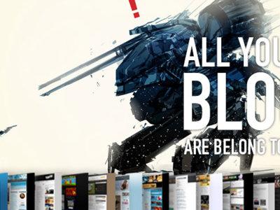 Mucho Metal Gear, historias oscuras y otras desventuras. All Your Blog Are Belong To Us (CCCXIV)