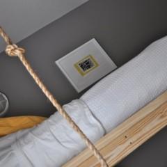 Foto 3 de 5 de la galería hazlo-tu-mismo-unas-camas-colgantes-para-ninos en Decoesfera