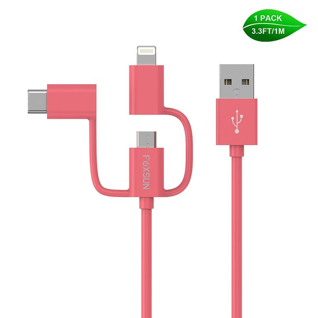 Cable de carga USB Multi