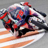 Albert Arenas pone la directa hacia el título marcando el mejor tiempo de Moto3 en Portimao