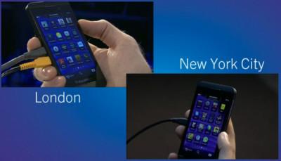 BlackBerry Messenger introduce vídeollamadas y la posibilidad de compartir pantalla