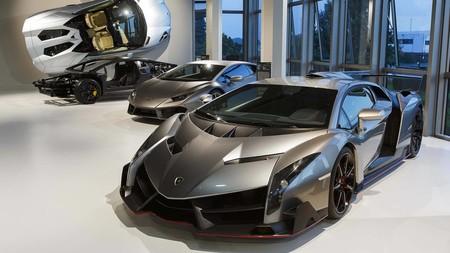 Museo Lamborghini 1