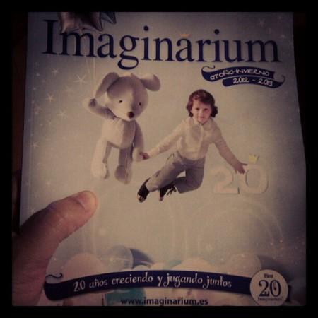 El catálogo de juguetes de Imaginarium de Otoño e Invierno 2012-2013