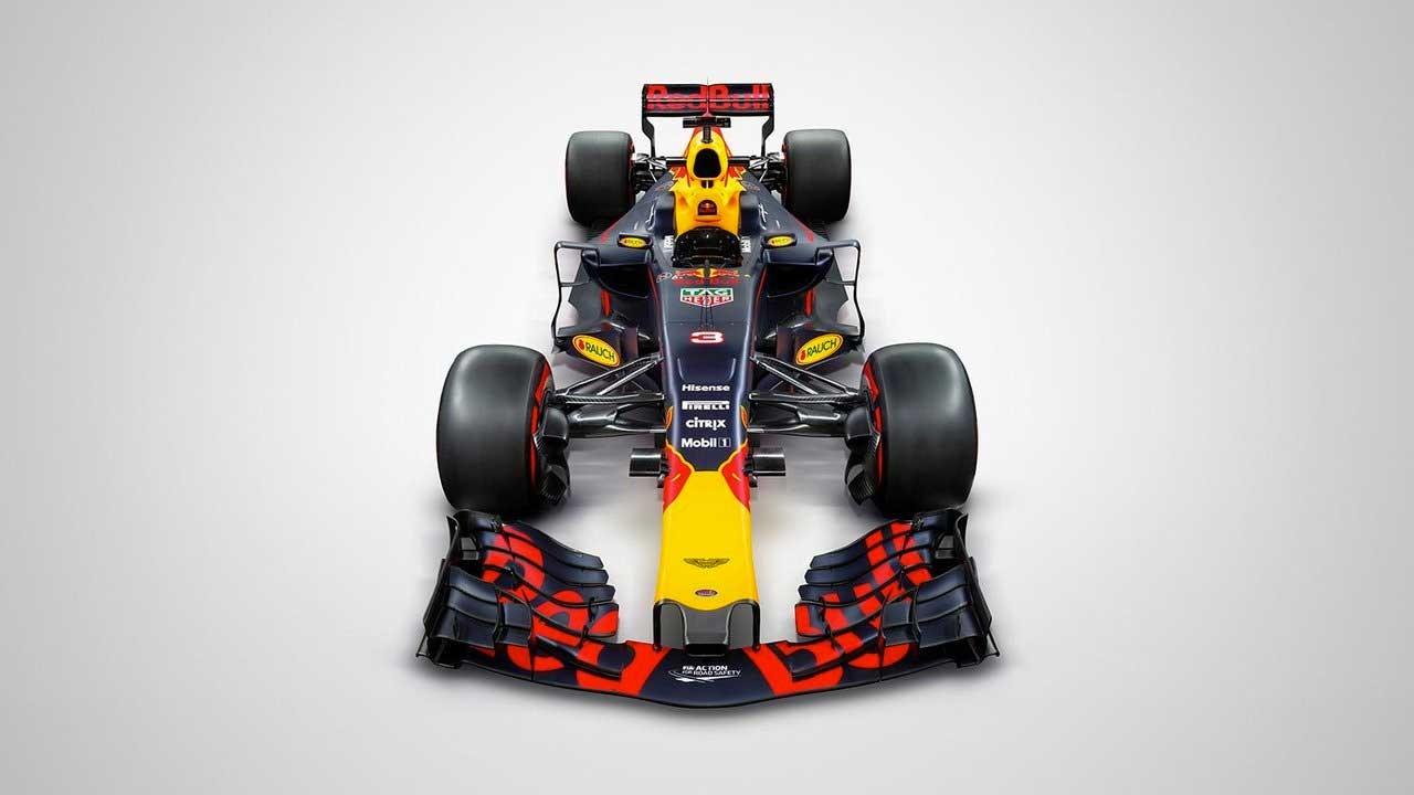 Foto de Red Bull RB13 (1/3)