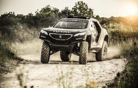 Peugeot 2008 DKR: Objetivo Dakar 2015