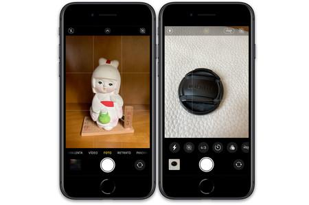 Iphone Se 2020 06 Interfaz Camara Auto